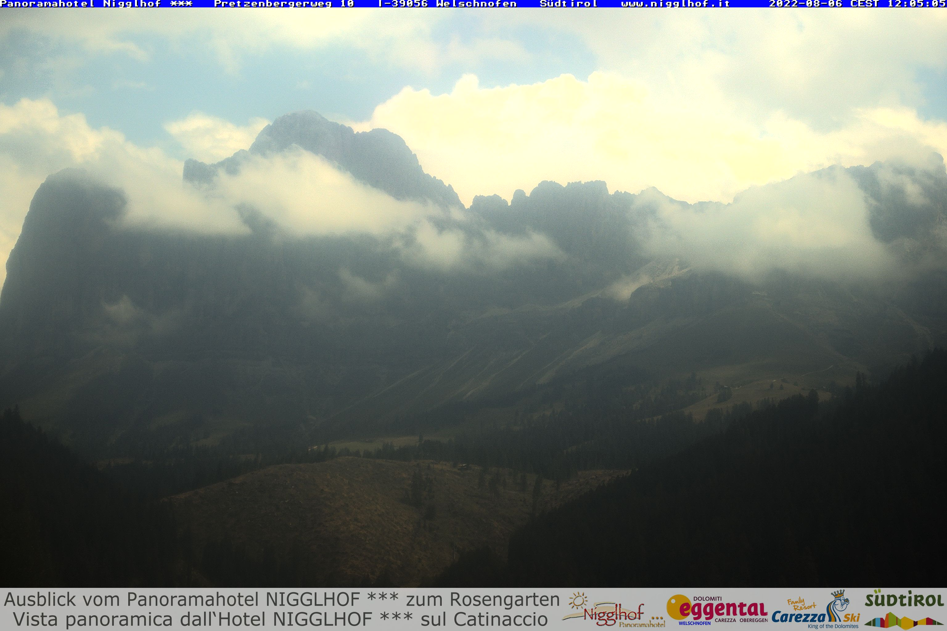 Webcam Welschnofen/Nova Levante